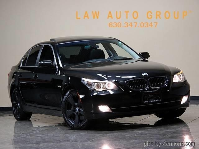 2008 BMW 5 Series | 915851