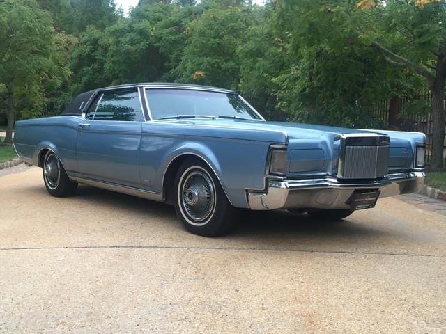 1961 to 1969 lincoln continental for sale on classiccars. Black Bedroom Furniture Sets. Home Design Ideas