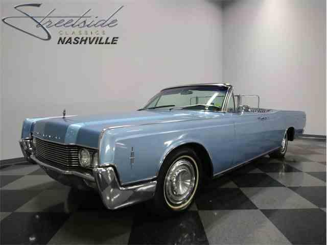 1966 Lincoln Continental | 915857