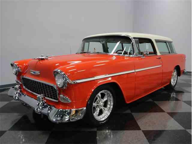 1955 Chevrolet Nomad | 915860