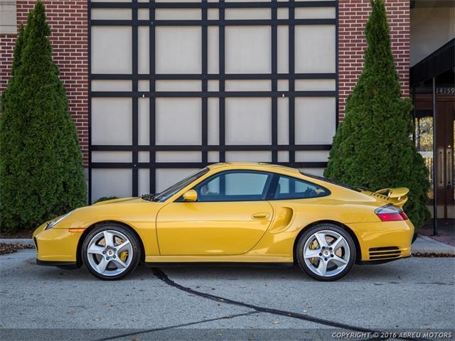 2003 Porsche 911 | 915865