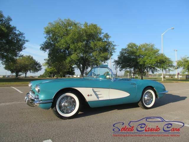 1960 Chevrolet Corvette | 915877