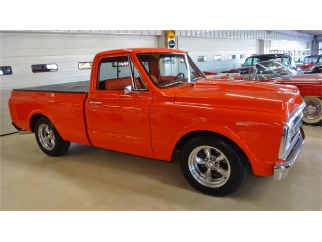 1969 Chevrolet C/K 10 | 915881