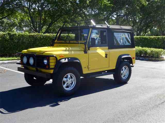 1994 Land Rover Defender | 915886