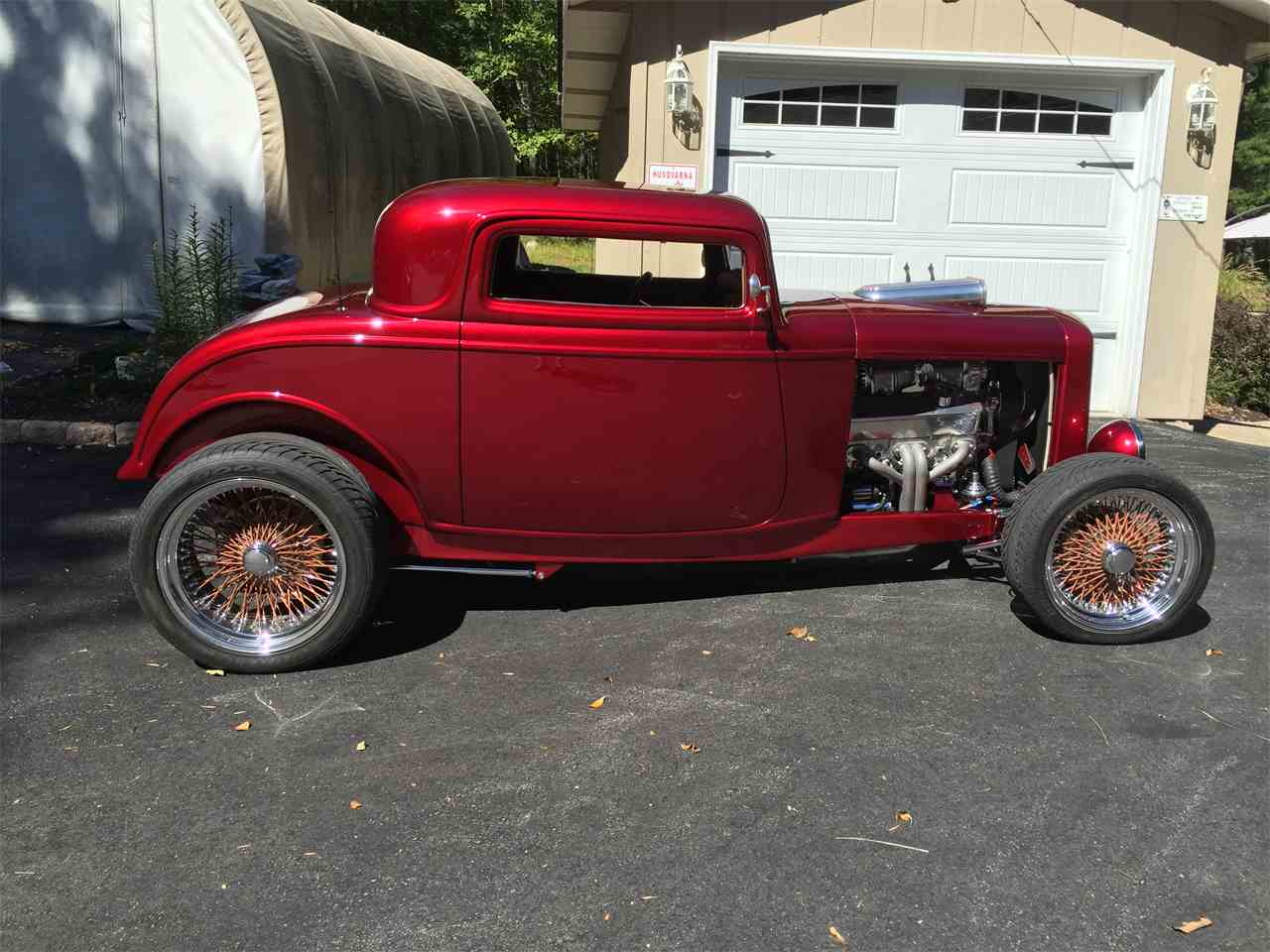 1932 ford 3 window coupe unfinished project for sale youtube autos post. Black Bedroom Furniture Sets. Home Design Ideas