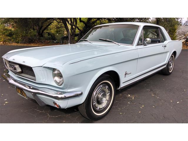 1966 Ford Mustang | 915896