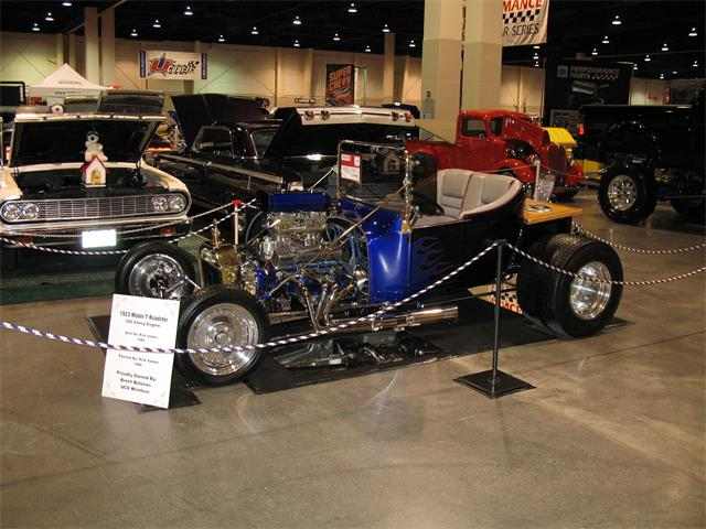 1923 Ford Model T   915899