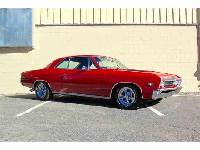 1967 Chevrolet Chevelle SS | 915900