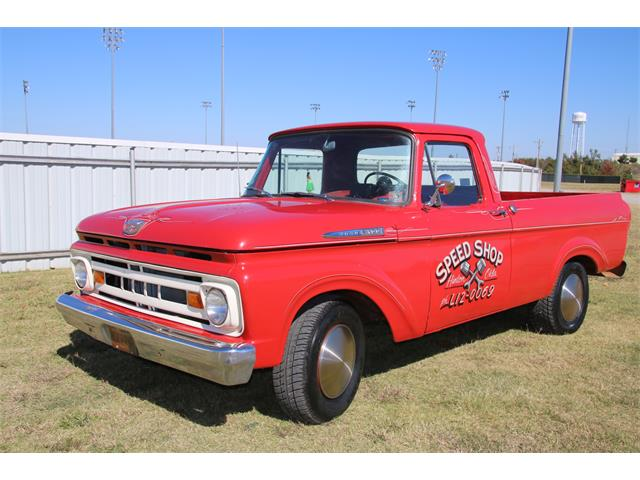 1961 Ford F100 Style Side Short bed | 915905