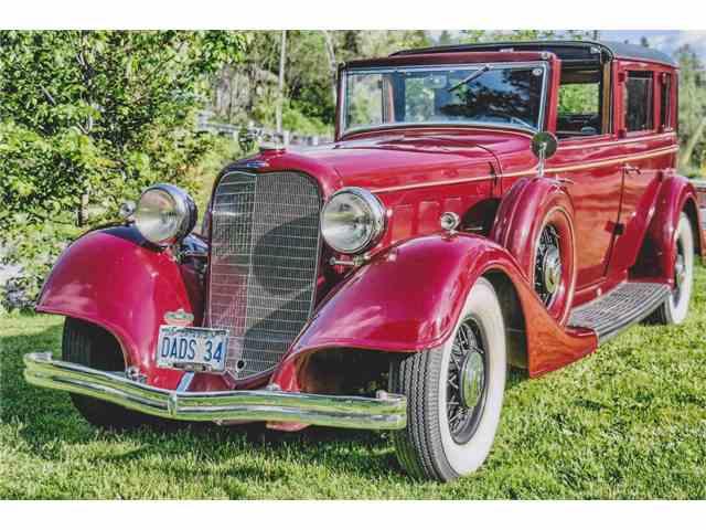 1934 Lincoln K V-12 | 915908