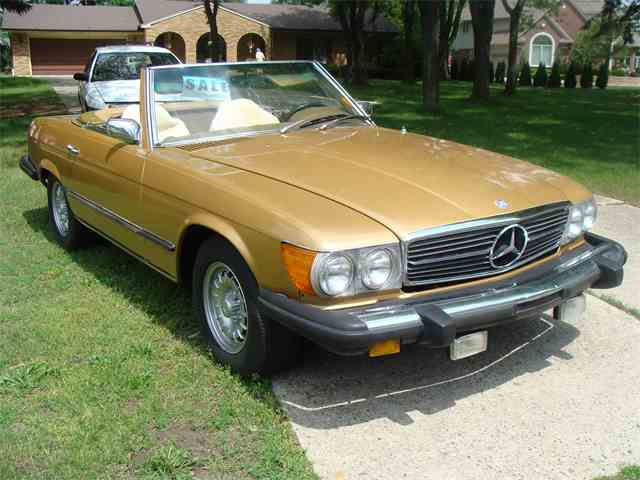 1974 Mercedes-Benz 450SL | 915910