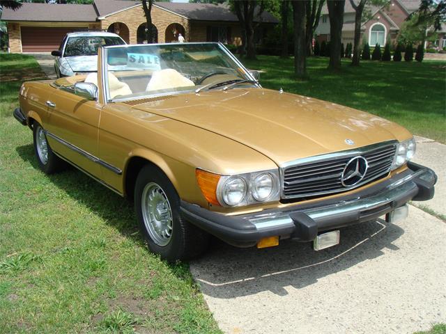 1974 Mercedes-Benz 450SL | 915910