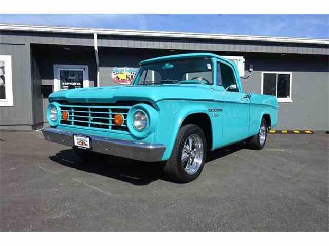 1966 Dodge D100 | 910594