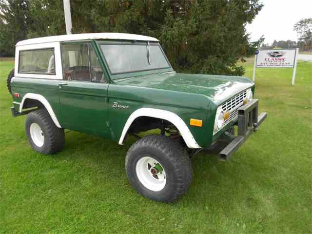 1972 Ford Bronco | 910006