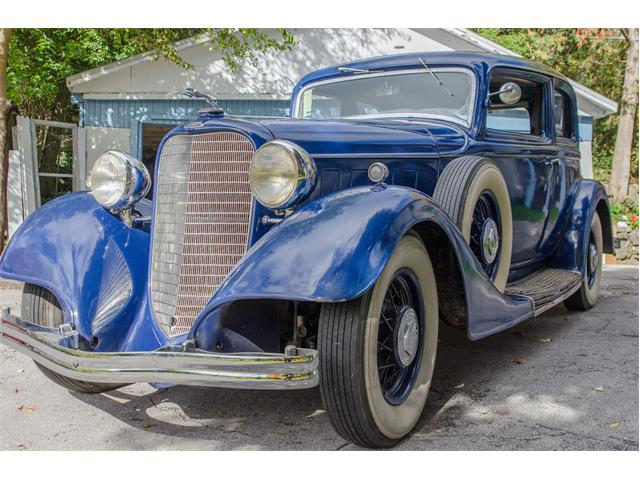 1934 Lincoln Antique | 916015