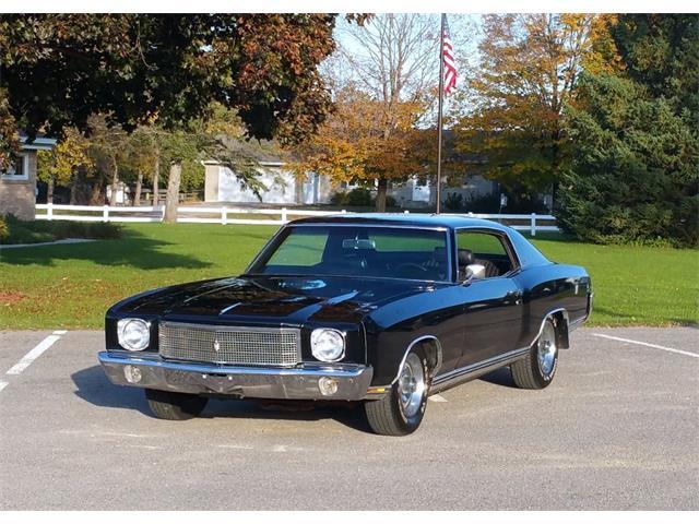 1970 Chevrolet Monte Carlo | 910603