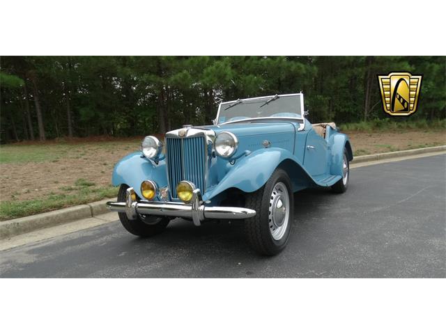 1950 MG TD | 916032