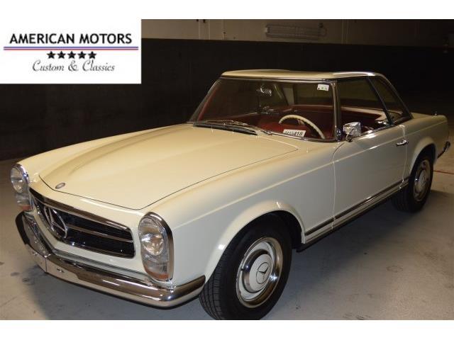 1965 Mercedes-Benz 230SL   916061