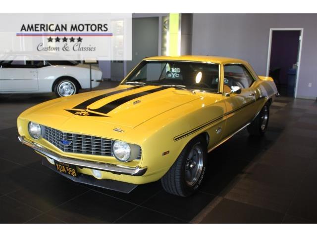 1969 Chevrolet Camaro | 916062