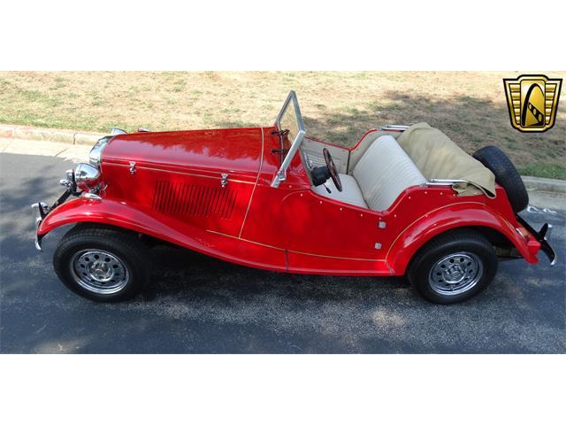 1952 MG TD | 916066