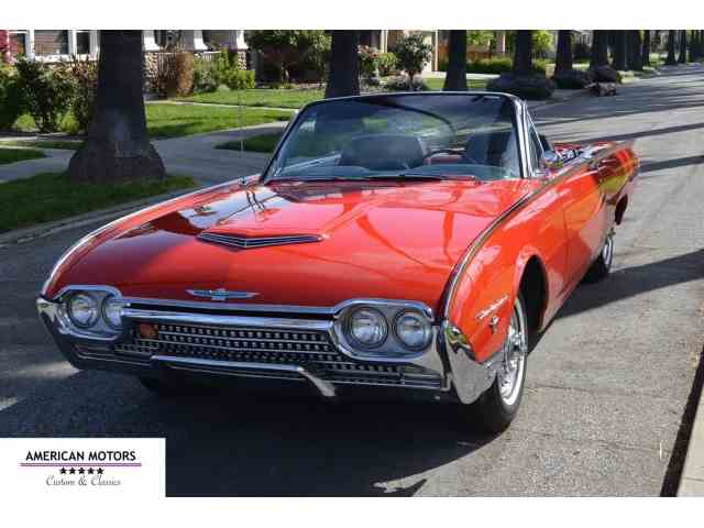 1962 Ford Thunderbird | 916071