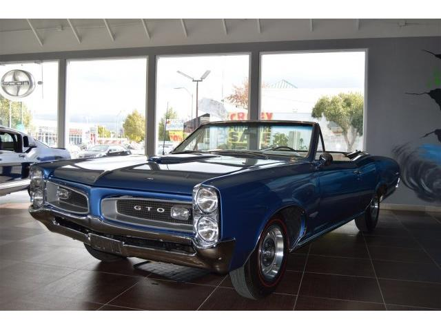 1966 Pontiac GTO   916072