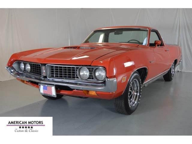 1971 Ford Ranchero | 916073
