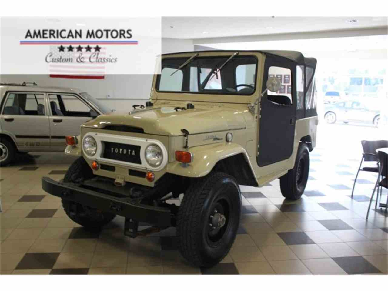 Large Picture of '69 Land Cruiser FJ - JMUM