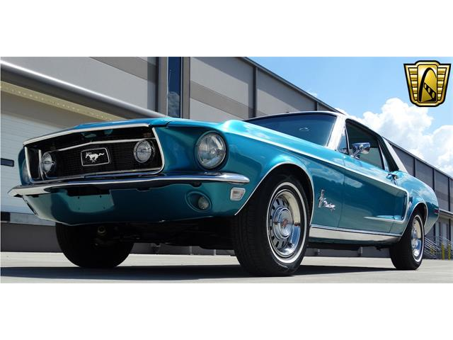 1968 Ford Mustang | 916084