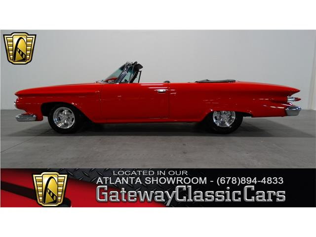 1961 Plymouth Fury For Sale Classiccars Com Cc 555256