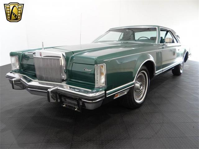 1977 Lincoln Continental | 916128