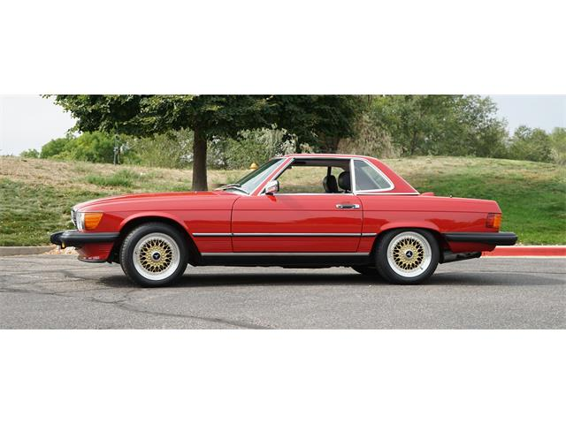 1986 Mercedes-Benz 560SL | 916136