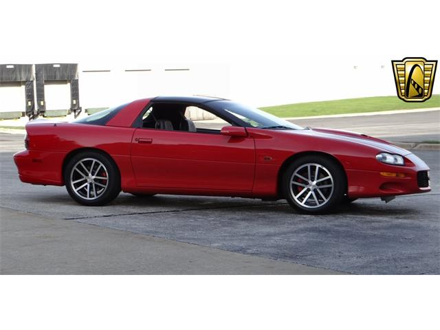 2002 Chevrolet Camaro | 916156