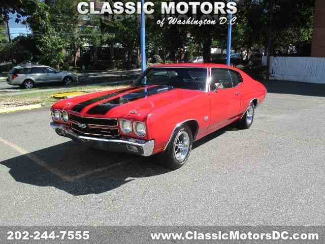 1970 Chevrolet Chevelle | 910616