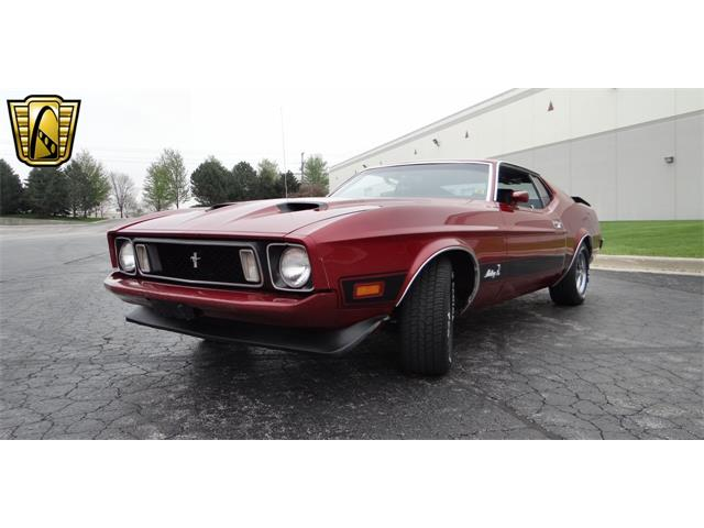 1973 Ford Mustang | 916173