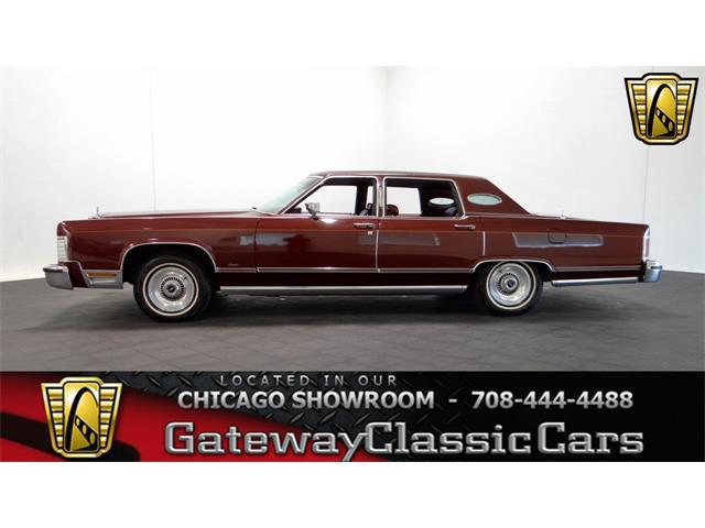 1978 Lincoln Continental | 916177