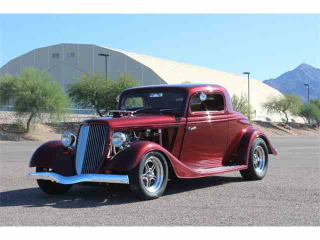 1934 Ford 3-Window Coupe | 910620