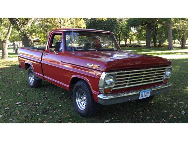 1969 Ford F100 | 910621