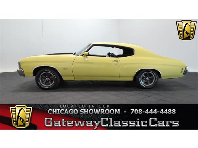 1972 Chevrolet Malibu | 916235
