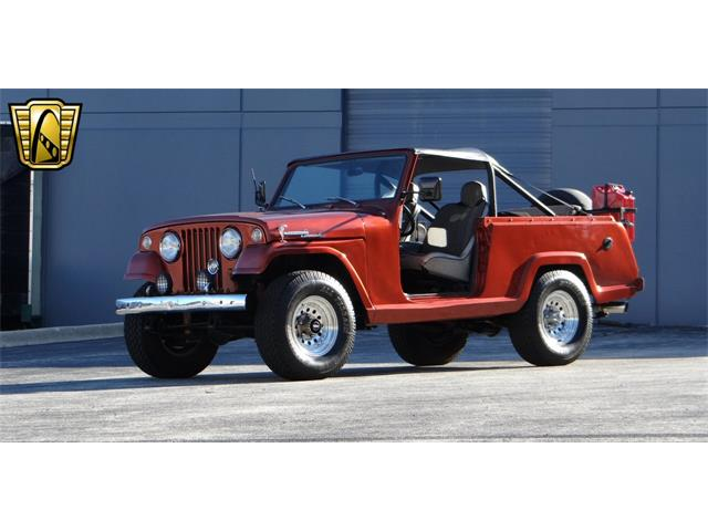 1969 Willys Jeepster | 916237