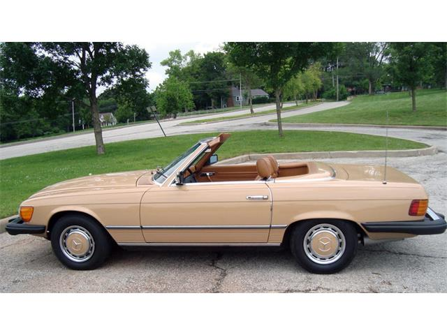 1976 Mercedes-Benz 450SL | 910624