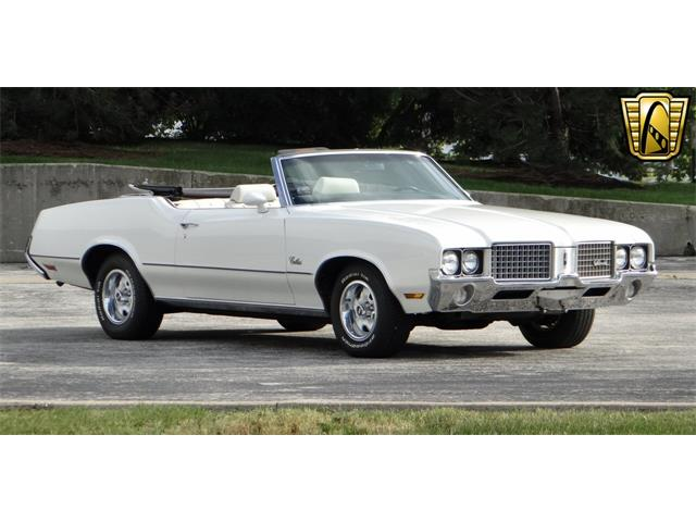 1972 Oldsmobile Cutlass | 916244