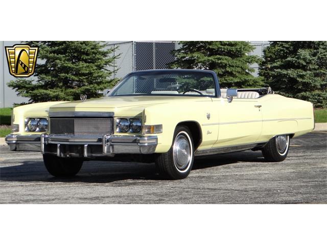 1974 Cadillac Eldorado   916254