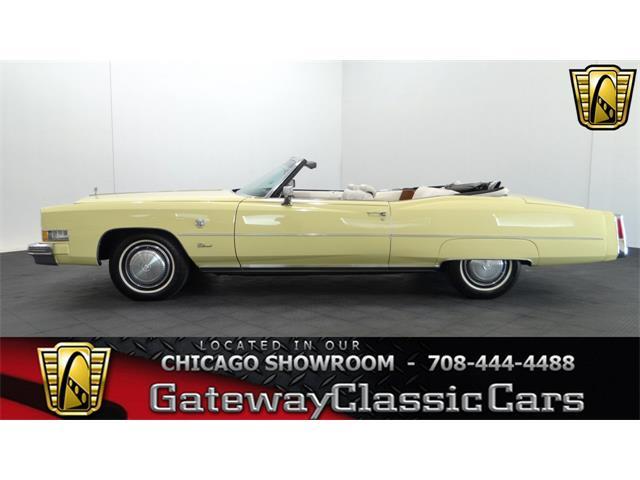 1974 Cadillac Eldorado | 916254