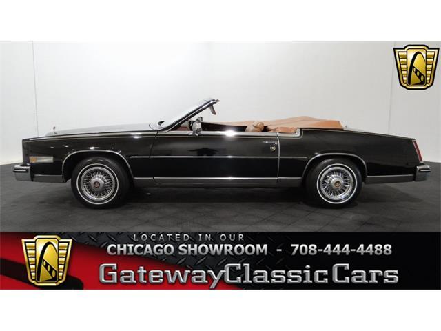 1984 Cadillac Eldorado | 916259