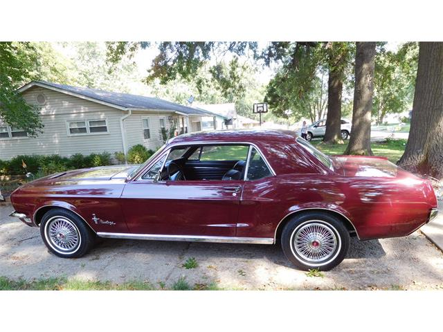 1968 Ford Mustang | 910626