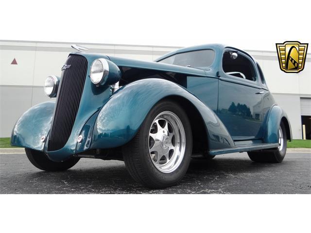 1936 Chevrolet 5-Window Coupe | 916264