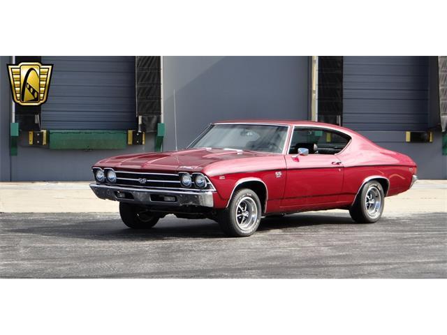 1969 Chevrolet Chevelle | 916267
