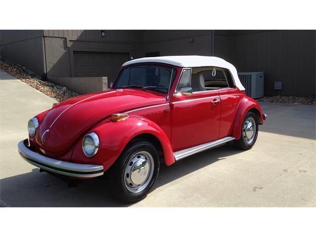 1972 Volkswagen Super Beetle | 910627