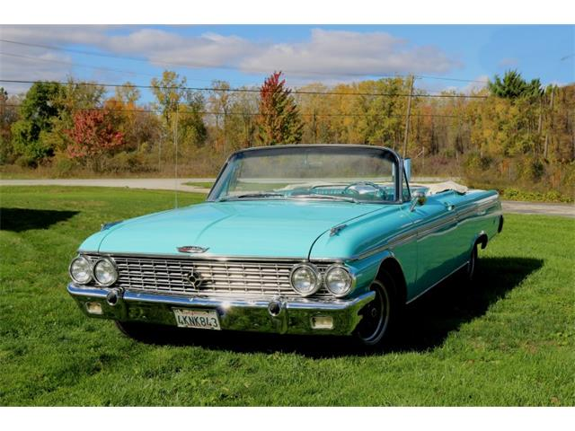 1962 Ford  Galaxie 500 XL Convertible | 916278